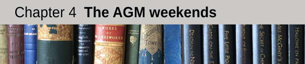 ALS AGM weekends page link